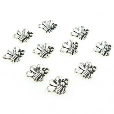 Bee Charms - Pack of 10