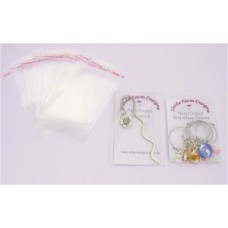 Cellophane Bags - Cello Bags - 6cm x 9cm - Pack of 50