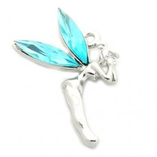 Fairy Charm - Blue Tinkerbell