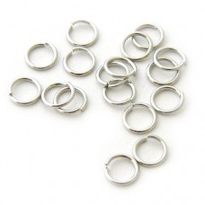 Jump Rings - 6mm - Pack of 200