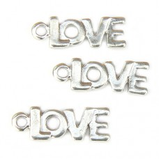Love Charms - Pack of 10