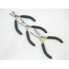 Mini Craft Pliers - Set of 3