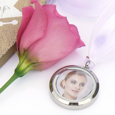 Loved Beyond Words Picture Frame Bouquet Charm