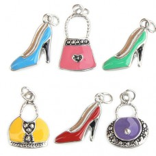 Shoes and Handbag Charms