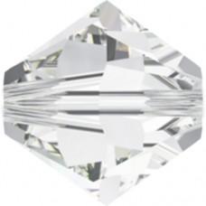 Swarovski® Crystal Bicone 4mm Crystal