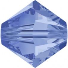 Swarovski® Crystal Bicone 4mm Light Sapphire