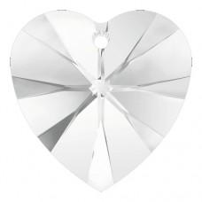 Swarovski® Crystal Heart 14mm  Crystal