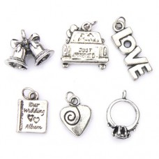 Wedding Theme Charms