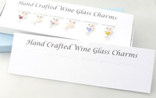 wine charms packaging