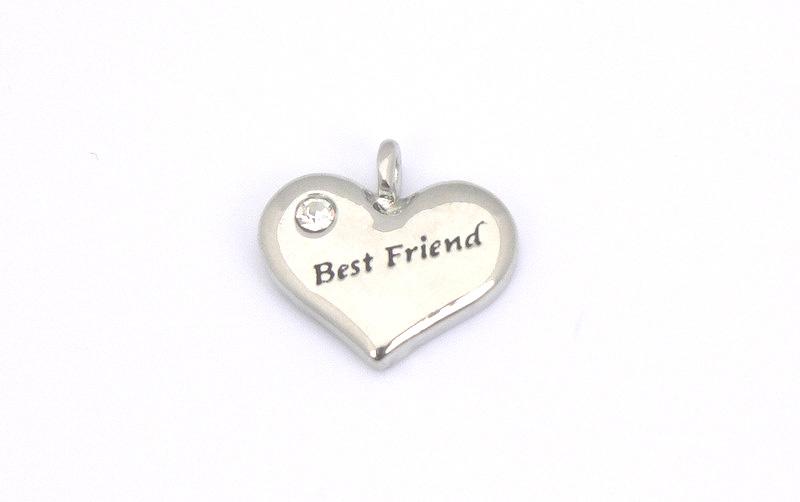 best friend charm silver plated cs00614 163 1 25