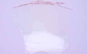 Cellophane Bags - Cello Bags - 8cm x 12cm - 50